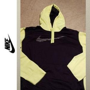Nike Therma-fit Hoodie Camo Logo M